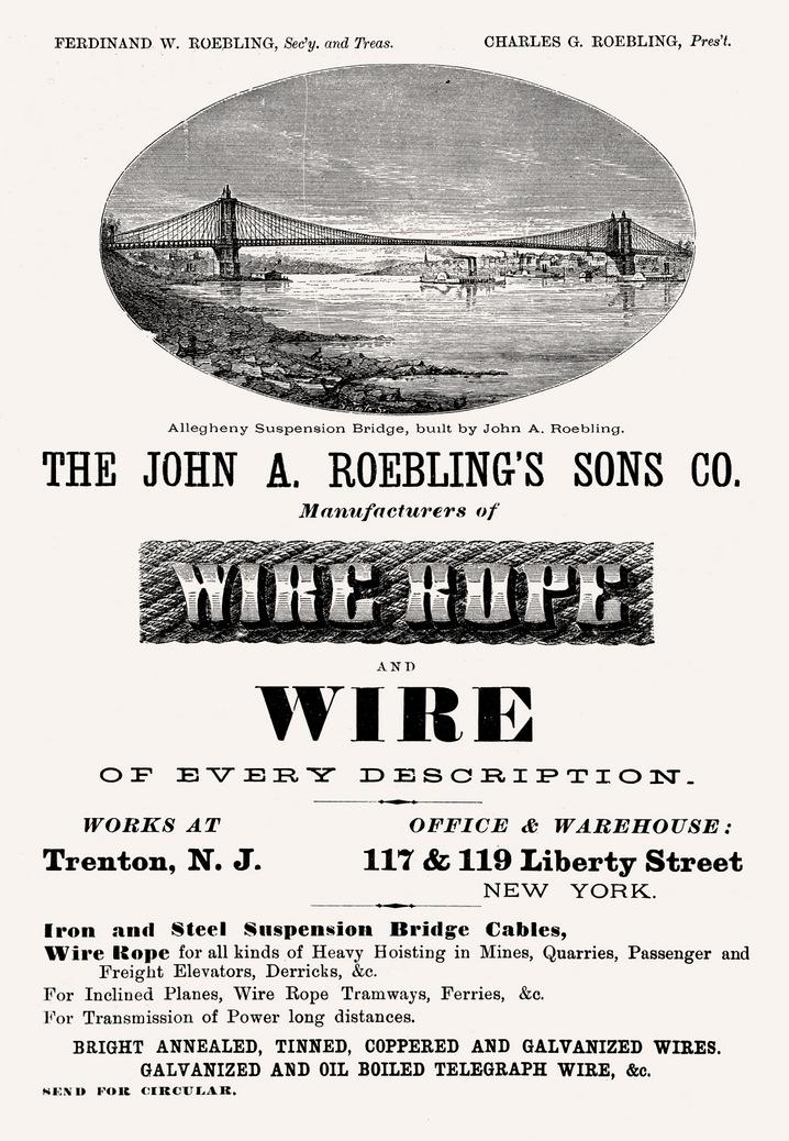 History – Roebling Lofts