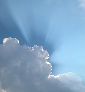 Sunshine-clouds