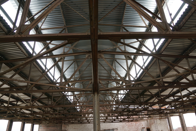 Clerestory roebling lofts for Clerestory roof truss design