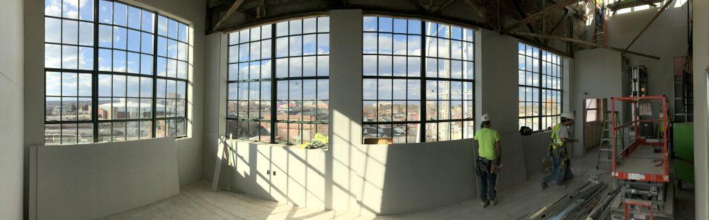 GWB II Panorama Windows