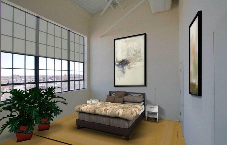 Lindbergh-I-bedroom