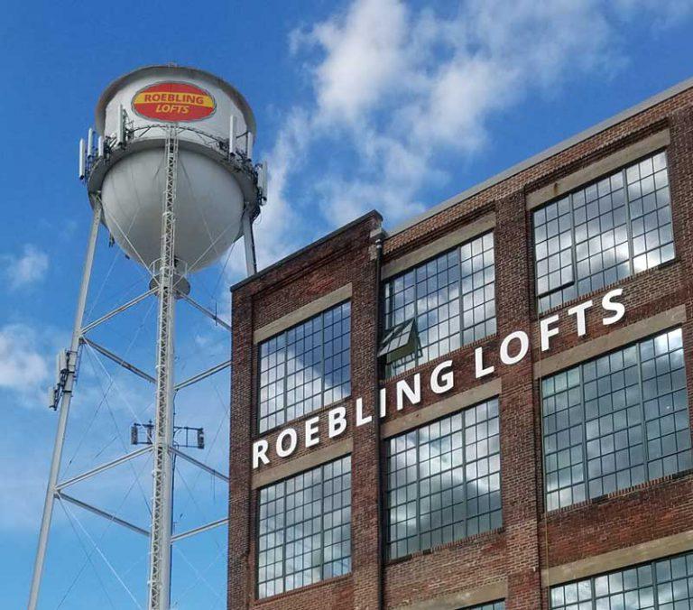 Roebling Lofts Exterior