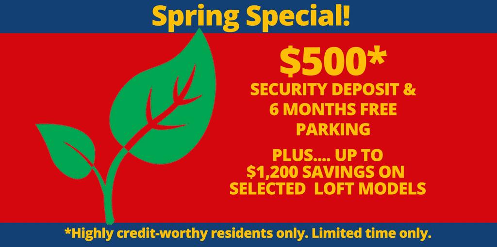 Spring-Rent-Offer