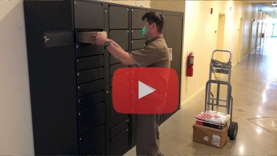 Package Locker