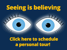 Schedule personal tour online