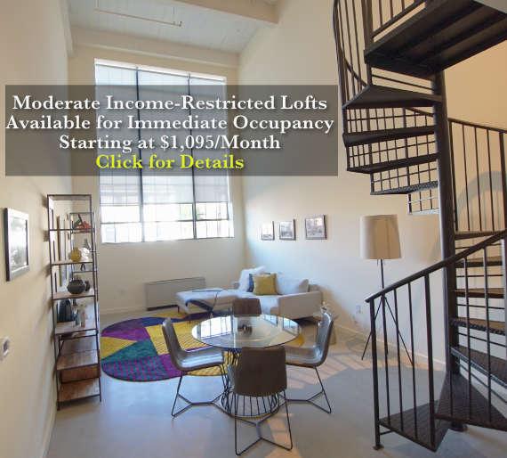 Moderate Income Lofts