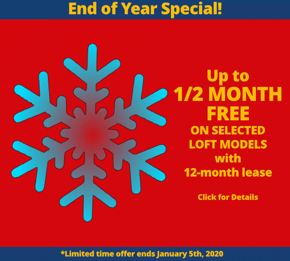 End of Year Special