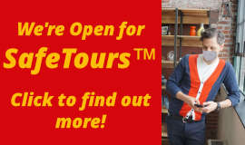 Find out about SafeTours